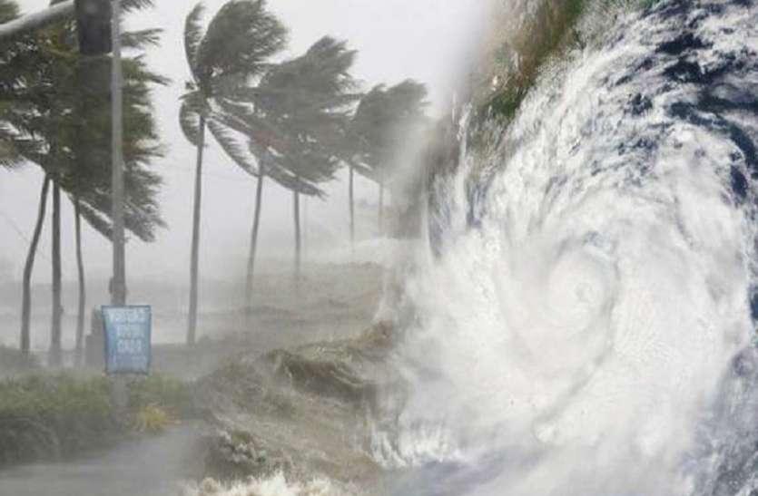 तमिलनाडु की ओर तेजी से बढ़ रहा चक्रवाती तूफान निवार, कई इलाकों पर बाढ़ का ख़तरा