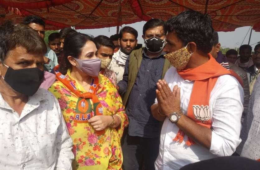 PANCHAYAT CHUNAV: सूरत में बसे प्रवासी राजस्थानी आजमा रहे हैं दमखम