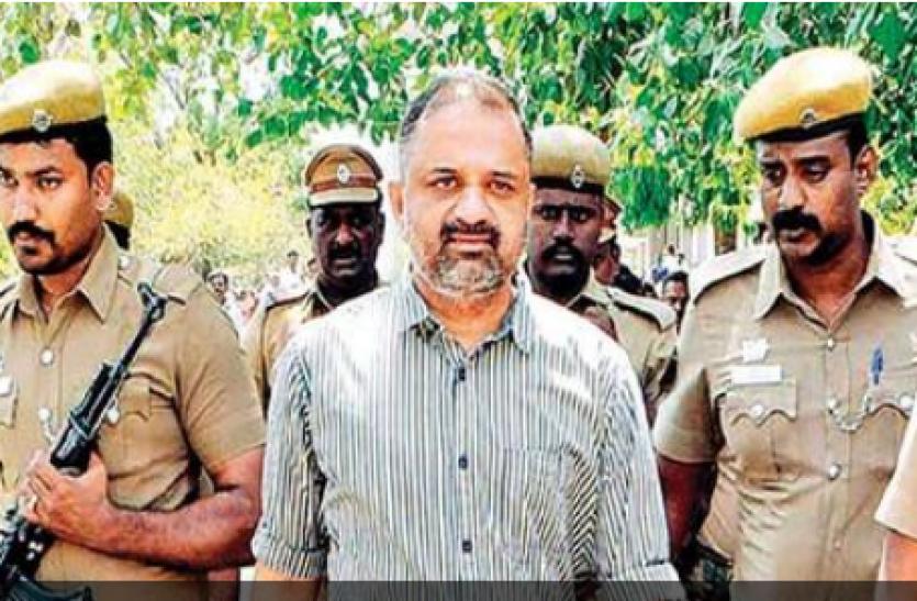 Supreme Court : राजीव गांधी के हत्यारे एजी पेरारिवलन को दी राहत, 7 दिन के लिए बढ़ाई पैरोल