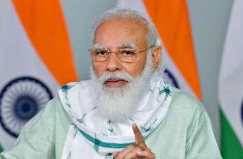 PM Modi ने संसद सदस्यों के लिए बहुमंजिला फ्लैटों का उद्घाटन किया, वर्षों से लंबित परियोजनाएं पूरी हुईं