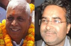 भाजपा सभासद ने लगाया सांसद रमापति राम त्रिपाठी पर लगाये आरोप, कहा मेरे साथ हुई मारपीट