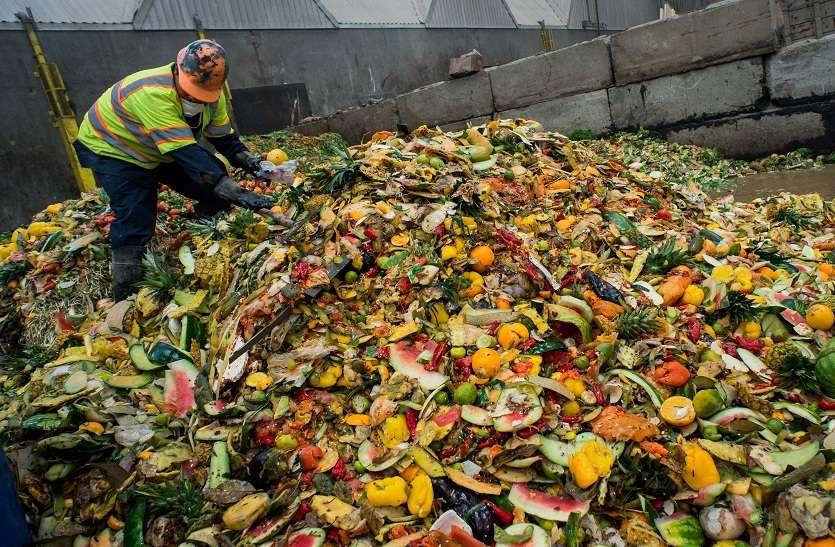खानी की बर्बादी से पर्यावरण को भी खतरा