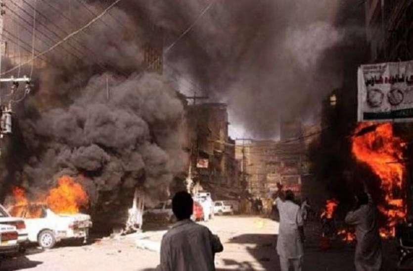 अफगानिस्तान की कुंदुज मस्जिद में आत्मघाती हमला, मारे गए लोगों की संख्या बढ़कर 100 पहुंची