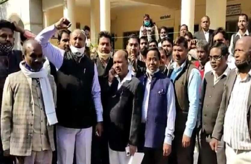 मायावती को ललकारने वाले भाजपा नेता के खिलाफ बसपा ने खोला मोर्चा, जिलाधिकारी से की कार्रवाई की मांग