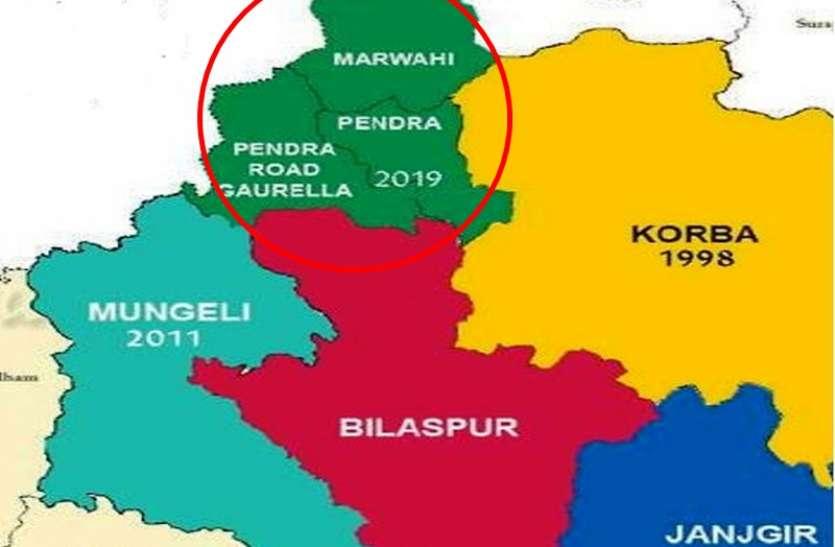 सात विधानसभा क्षेत्रों में सबसे अधिक राशि प्रभारी मंत्री ने मरवाही में की अनुशंसा