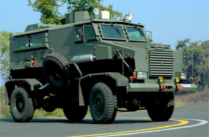 सेना कर रही बेसब्री से इंतजार, बन नहीं पा रहे सुरंगरोधी वाहन