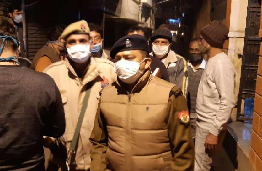 सहारनपुर में शहर के बीचों-बीच घर में घुसकर हथियारों के बल पर लूट