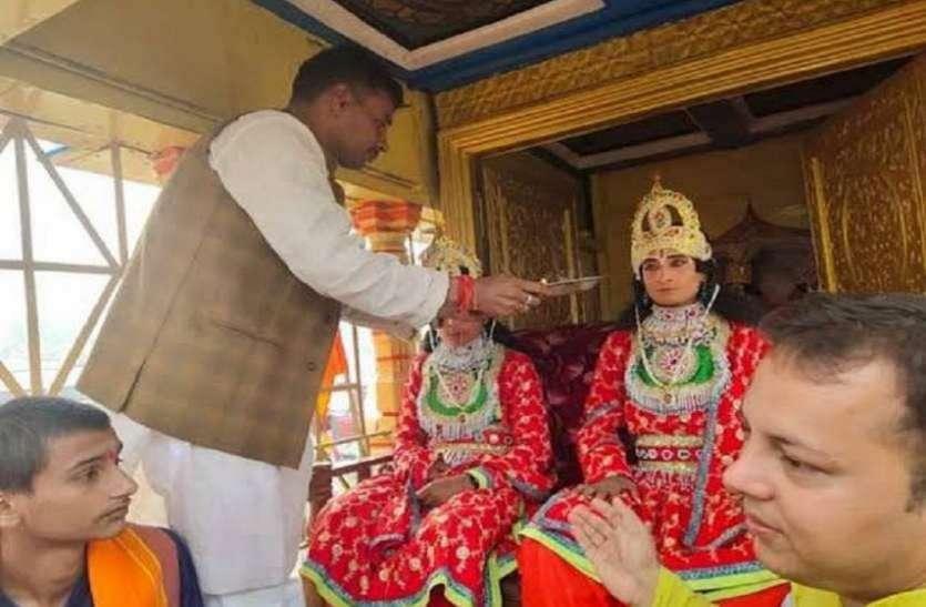 इस बार जनकपुर नहीं जाएगी राम बारात, अयोध्या में होगा राम-सीता विवाह