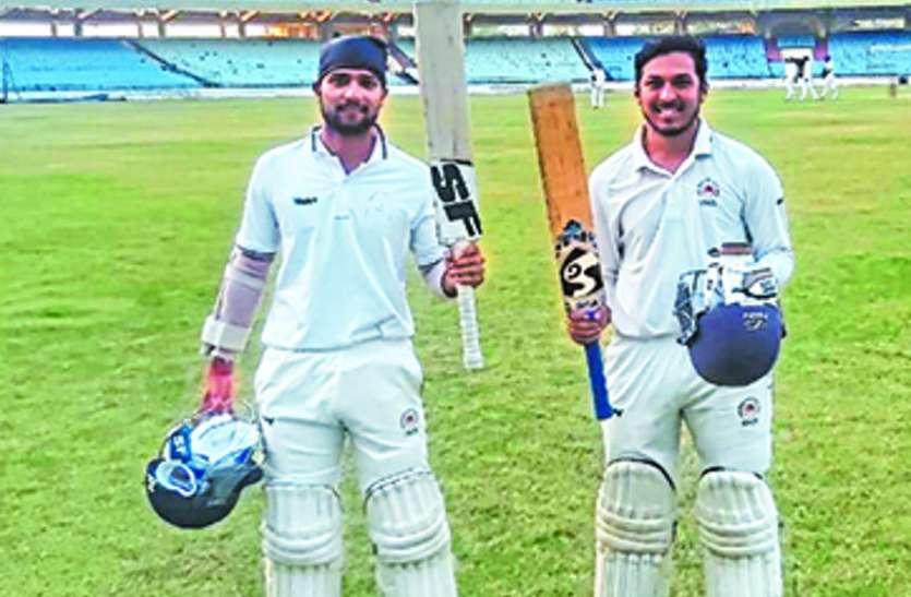 रणजी क्रिकेट ट्रॉफी: छत्तीसगढ़ के संभावित खिलाड़ी चयनित, सलेक्शन मैच में शानदार प्रदर्शन करने वाले ऋषभ व शशांक चंद्राकर शामिल