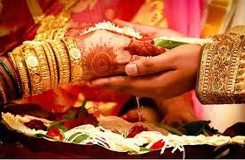 पहले दिन हुईं 30 शादियां, कई जगह कार्यक्रम, नहीं निकली निगरानी टीम