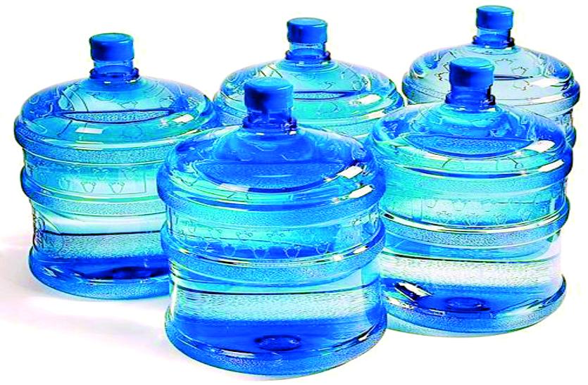 पैक पानी का कारोबार 50 लाख के पार