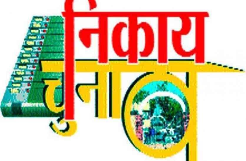 भाजपा में मची चुनाव पूर्व भगदड़, दो पार्षद समर्थकों सहित कांग्रेस में शामिल