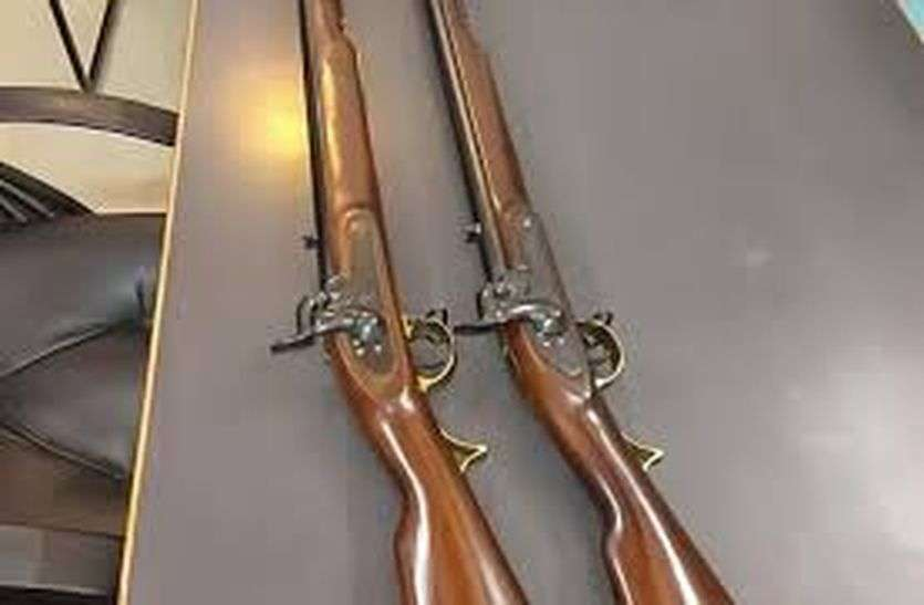 आगामी आदेश तक कंधों पर नजर नहीं आएगी बंदूक