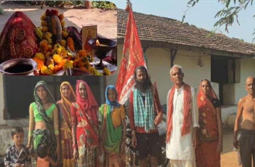 मुंबई से खाटूश्यामजी की 11 पैदल यात्रा की, जिन आदिवासी गांवों से गुजरे वहां भी पूजे जाने लगे बाबा श्याम