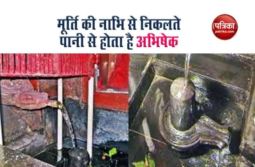 खुदाई में निकला था मां गंगा का चमत्कारिक मंदिर, आज भी देवी की मूर्ति से निकलता है पानी