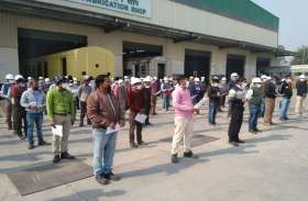 रायबरेली में आधुनिक रेल डिब्बा कारखाना में किया गया 'संविधान दिवस' का आयोजन