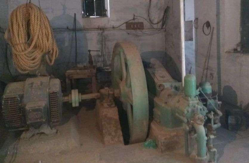 92 साल पहले चूडी चतरपुरा गांव में रोड लाइट के लिए लंदन से लाए थे जनरेटर