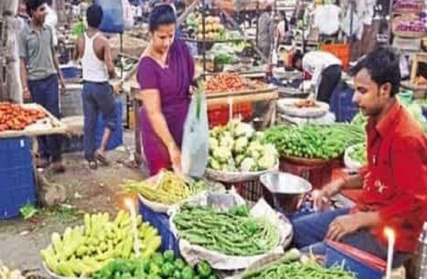 आलू 50, प्याज 60 के बाद परवल ने लगाया शतक, जानिए सब्जियों के नए दाम