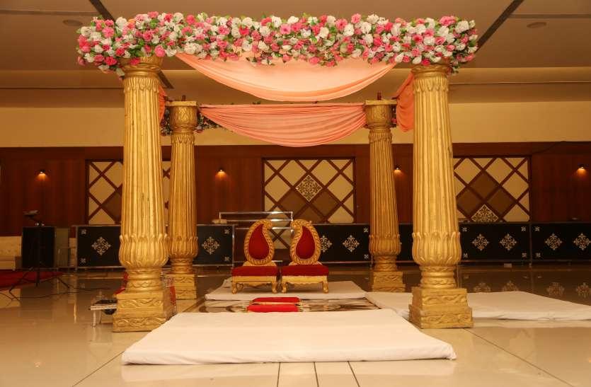 शादी की तैयारियां पूरी मण्डप में जाने से पहले दूल्हा फरार