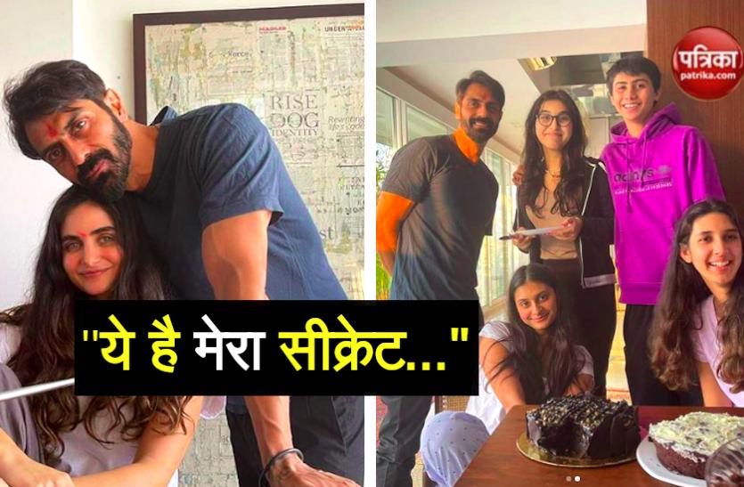 जब Arjun Rampal ने बच्चों को बताया अपनी गर्लफ्रेंड गैब्रिएला के बारे में, तो उनका ये था रिएक्शन