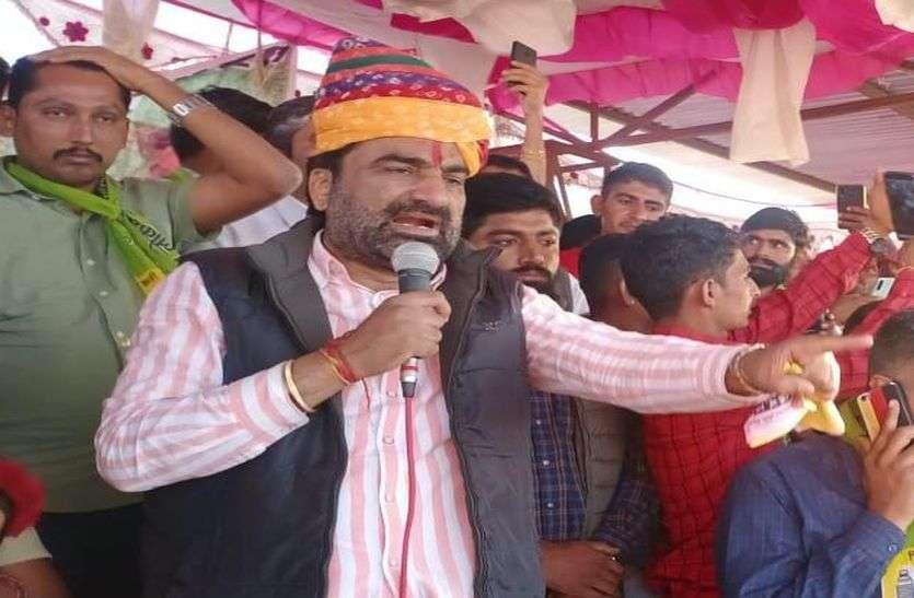 नागौर सांसद हनुमान बेनीवाल 28 नवम्बर को बाड़मेर में, एक दिन में करेंगे 9 स्थानों पर सभाएं