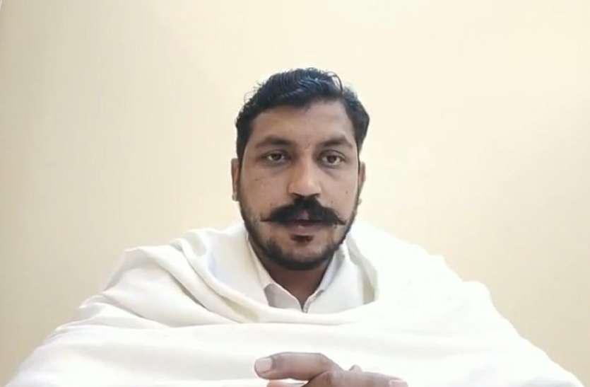 किसानाें के साथ खड़ी हुई भीम आर्मी, चंद्रशेखर ने कहा दिल्ली जा रहे किसानाें की मदद करें युवा