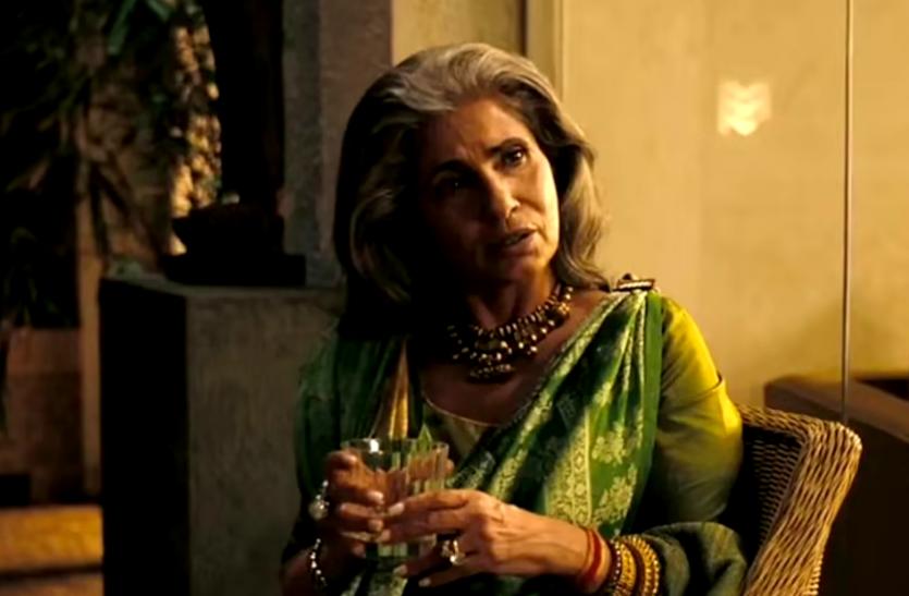 क्रिस्टोफर नोलन की फिल्म करने पर बोलीं Dimple Kapadia, 'मैं पहले संकोच कर रही थी'