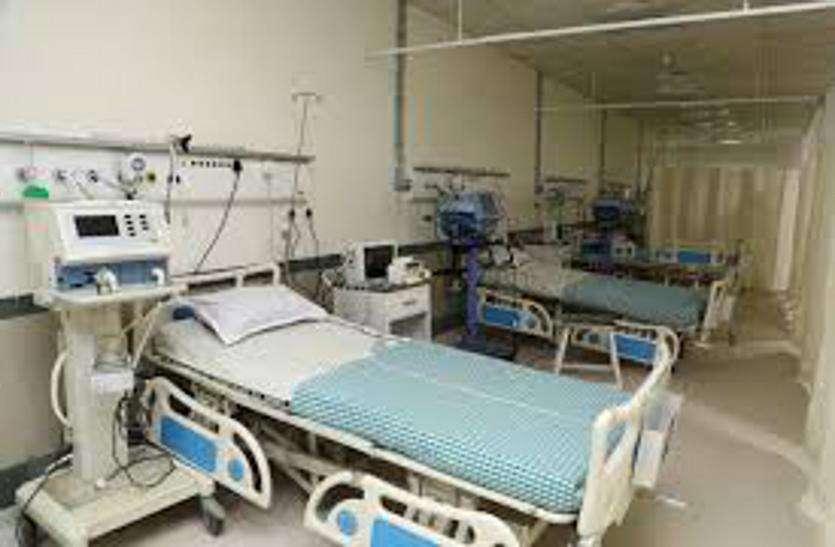 कोरोना डेडिकेटेड १२०० बेड अस्पताल में बढ़ेंगे 60 और बेड