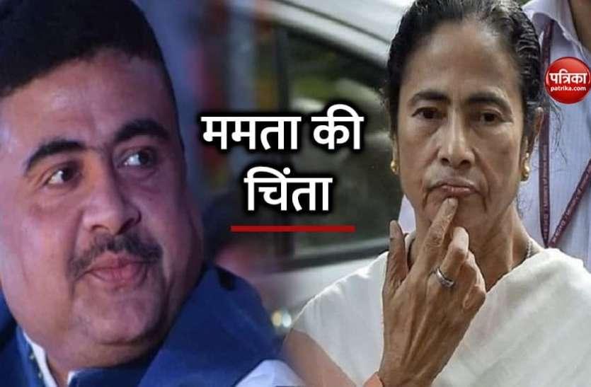 West Bengal: ममता के खास रहे शुभेंदु अधिकारी चुनाव से पहले बढ़ा सकते हैं उनकी मुश्किल, ये हैं 5 बड़ी वजह