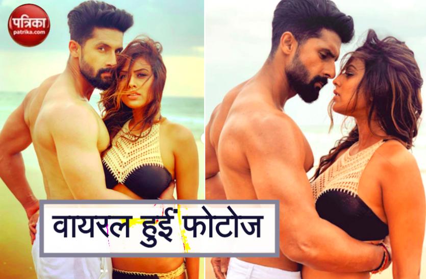 Photos : निया शर्मा और रवि दुबे की रोमांटिक फोटोज वायरल