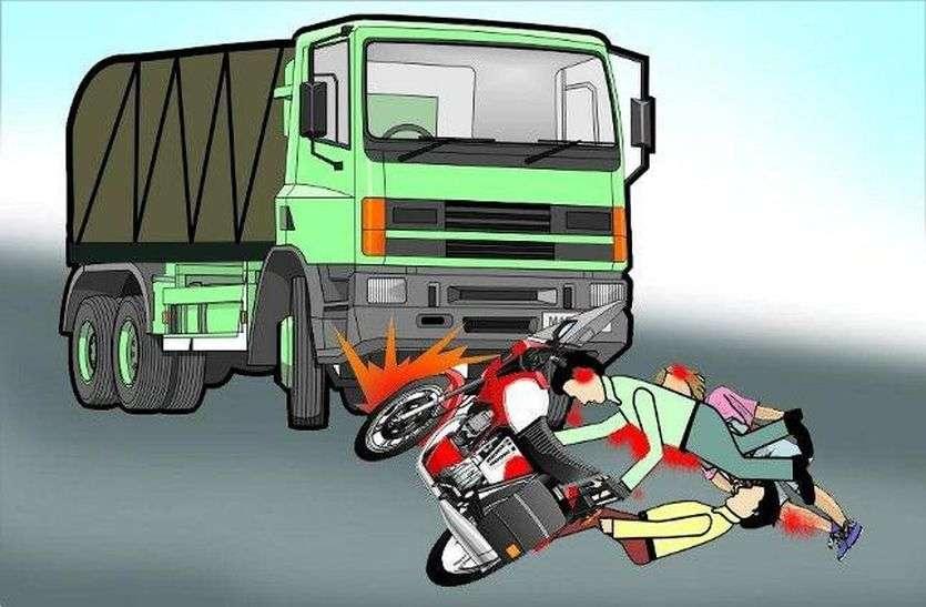 हाइवे पर तीन अलग-अलग दुर्घटनाओं में 2 की मौत, 5 घायल