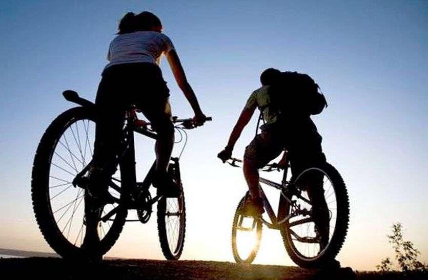 कोरोना ने किया सेहत के प्रति जागरूक, साइकिल का बढ़ा क्रेज