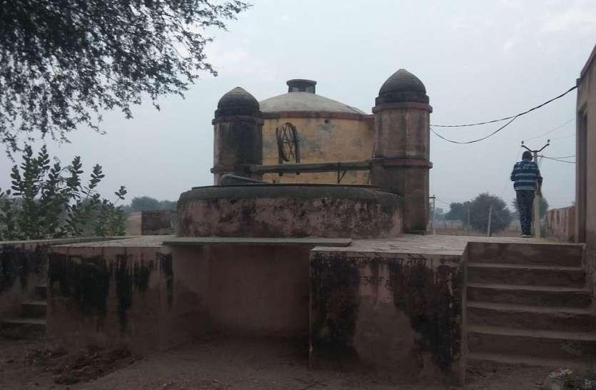 - पचास घरों का गांव हरनाथपुरा