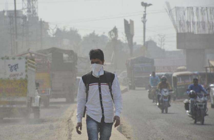 देश के महानगरों में कम रहा प्रदूषण