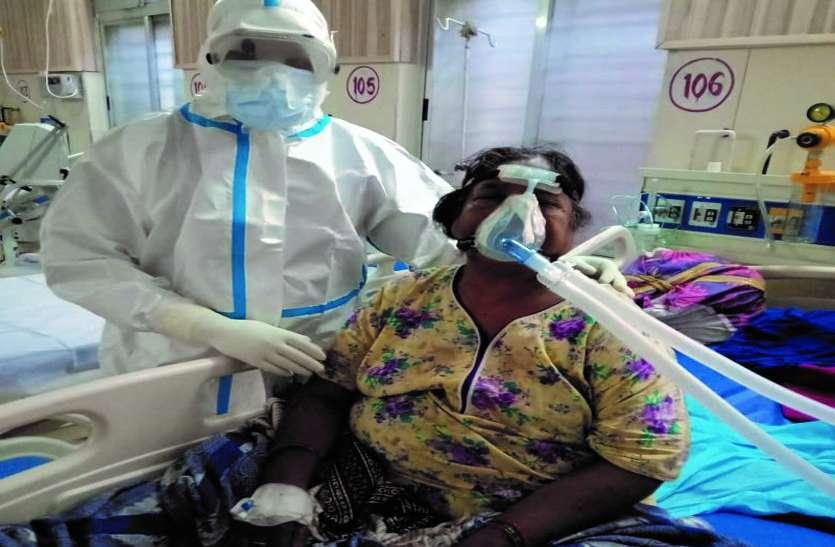 कोविड अस्पताल में ड्यूटी करते 2 बार संक्रमित होकर संदीप ने कोरोना से जीती जंग, करते रहे मरीजों की सेवा