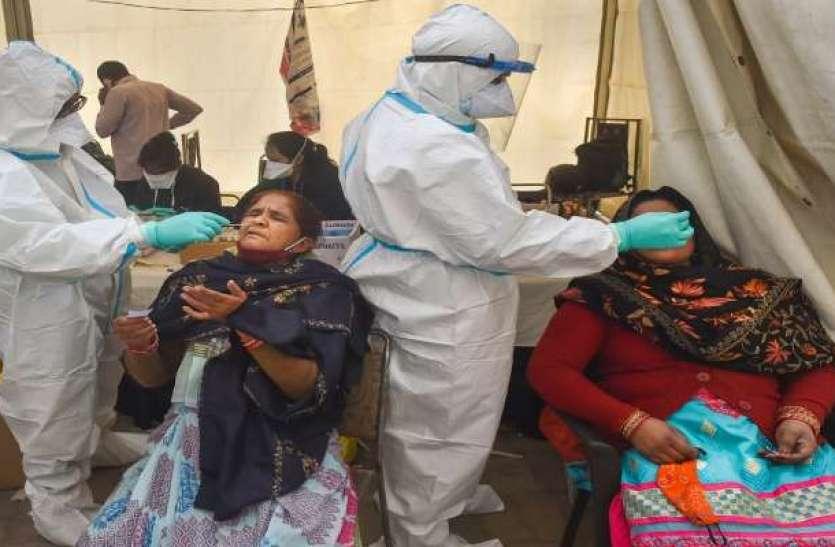 Coronavirus: महाराष्ट्र में कोरोना के 5,544 नए मामले सामने आए