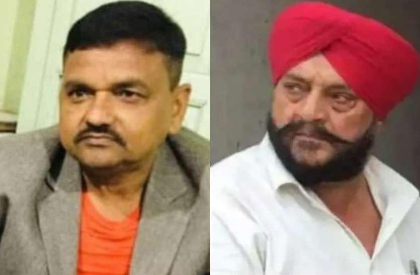 कांग्रेस के दो वरिष्ठ नेताओं की भीषण सड़क हादसे में मौत, कार्यकर्ताओं में शोक की लहर