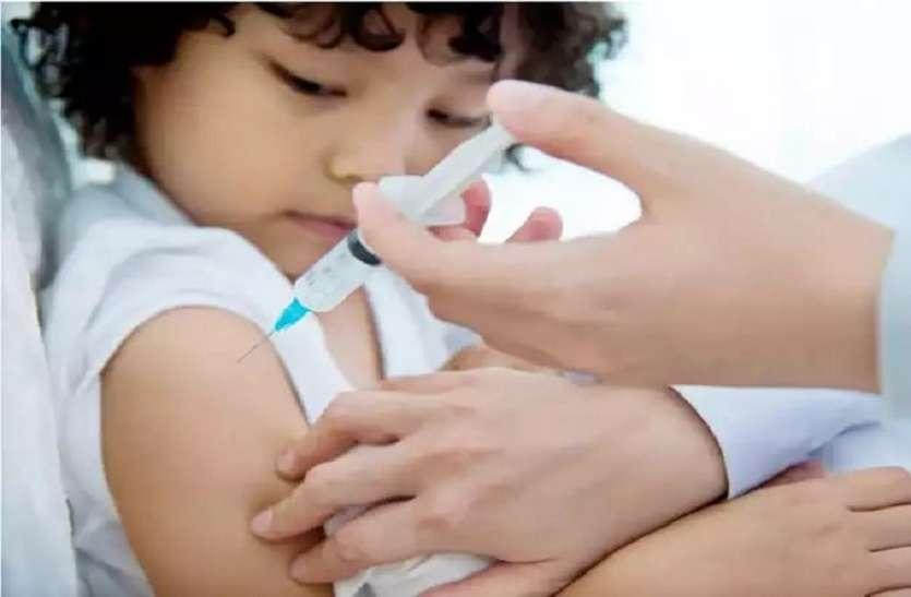 कोरोना का कहर : यूपी में कोविड-19 की वजह से बच्चों के टीके प्रभावित