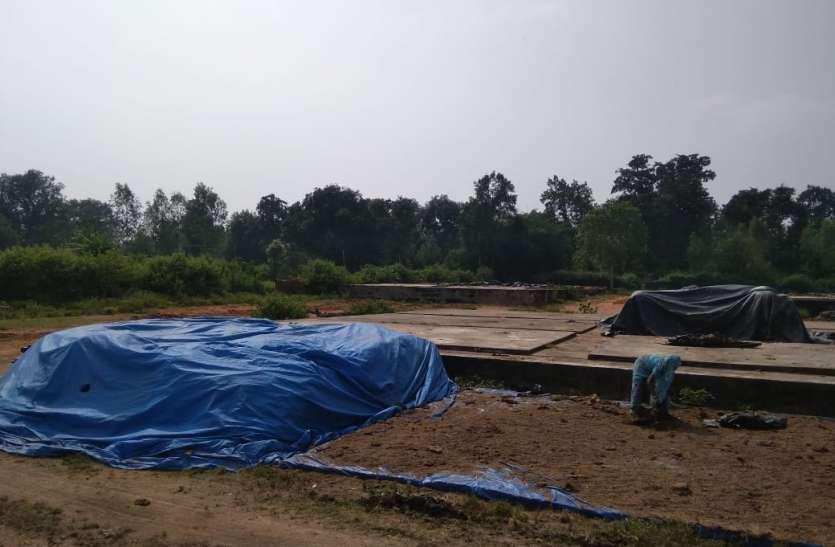 बरबसपुर ओपन कैप में लावारिश पड़ी 159 क्विंटल धान की जांच रिपोर्ट पूरी, विभाग की लापरवाही