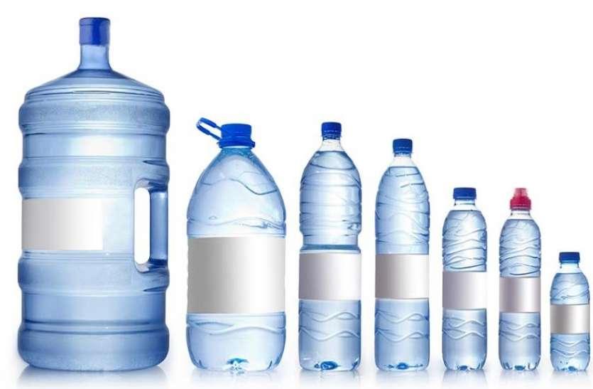 PACKED WATER---हर दिन 20 लाख का पैक पानी पी जाते हैं जोधपुरवासी