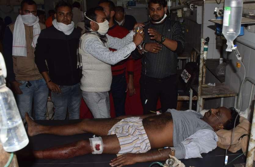 फरार बंदियों ने की थी हैड कांस्टेबल से मारपीट, फोन से सूचना देकर डकैत मुकेश ठाकुर को बुलाया