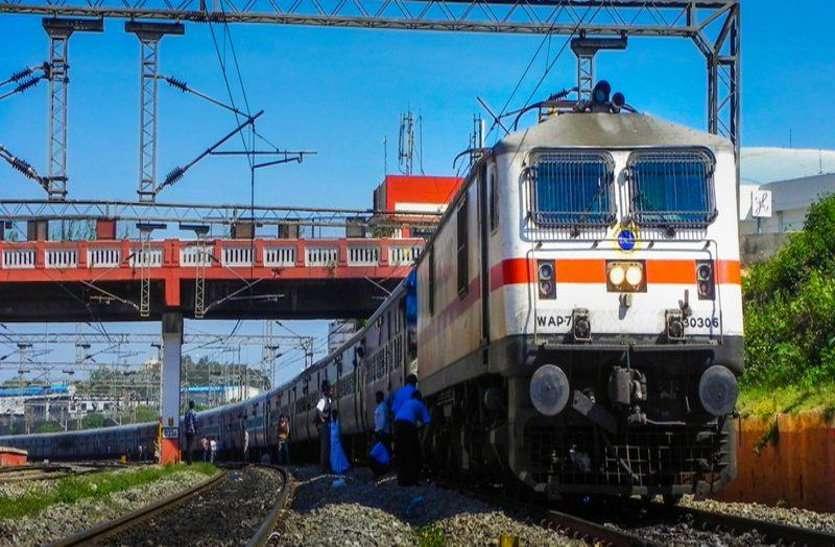एक दिसंबर से छत्तीसगढ़ से गुजरने वाली स्पेशल ट्रेनों की समय-सारिणी में आंशिक परिवर्तन, 29 तक चलेगी ओखा-हावड़ा ट्रेन