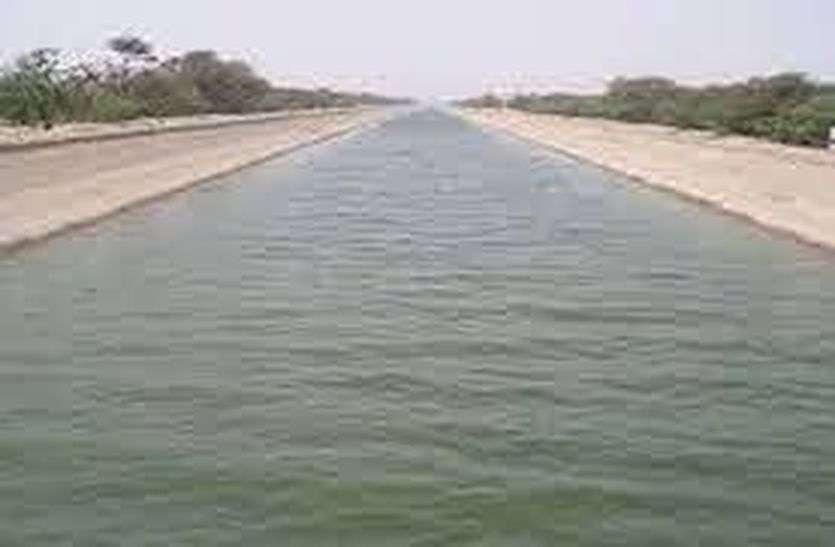 14 दिन में भी टेल पर नहीं पहुंचा नहर से पानी, टेल को छोड़ आधा दर्जन गांवों में हो रही सिंचाई
