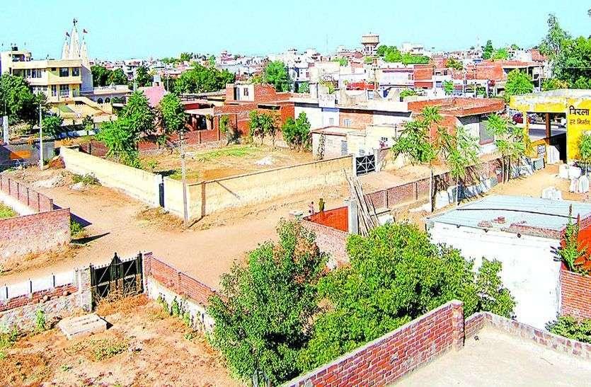 पृथ्वीराज नगर योजना: सात करोड़ रुपए की लागत से बनेंगी नई सड़कें