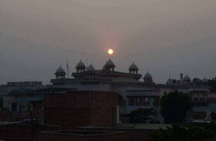 Rajasthan Weather Update: बाड़मेर में पारा 35 डिग्री के पास पहुंचा