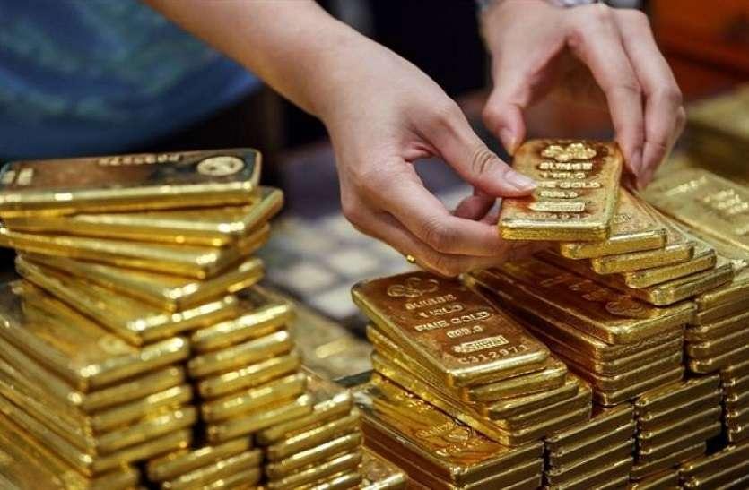 आज ही है सोना खरीदने का सही समय, बाजार खुलते ही बड़ी गिरावट