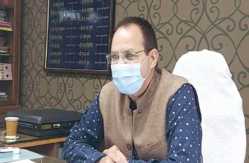 आज आएगी नीति आयोग की टीम, जयपुर में बनेंगे वैक्सीनेशन सेंटर