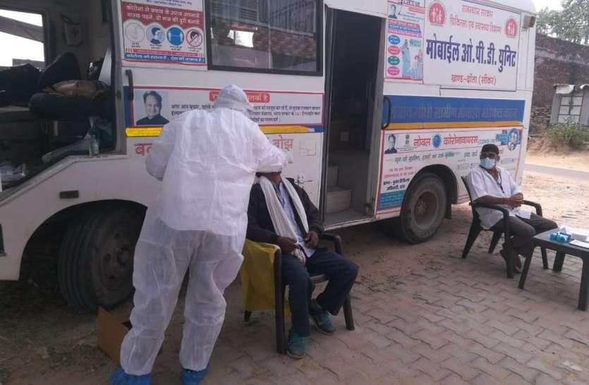 102 कोरोना मरीज हुए स्वस्थ, 21 नए संक्रमित