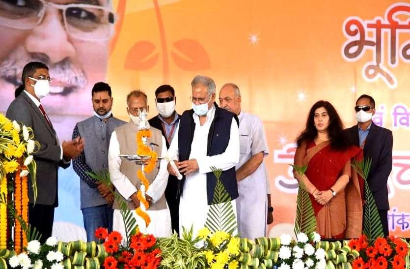 IIT भिलाई के सुपर स्ट्रक्चर भूमिपूजन कार्यक्रम को बीच में छोड़कर चली गई सांसद सरोज, देखते रह गए CM और बाकी मंत्री