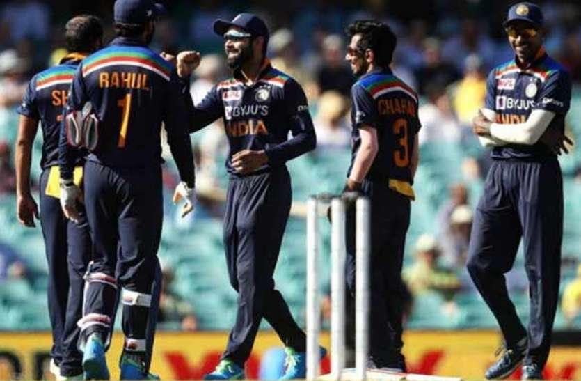 कैनबरा टी-20 : आखिरी वनडे में जीत से बढ़ा भरोसा, अतीत के दम पर उतरेगी भारत
